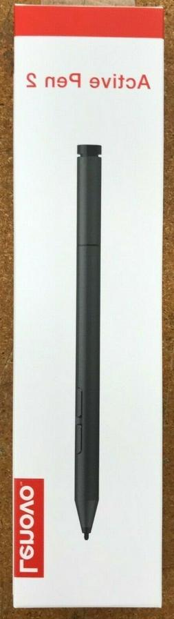 Lenovo - GX80N07825 - Active Pen 2 - 4096 Levels Of Pressure