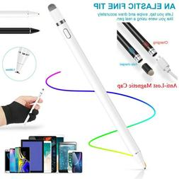 For iPad Stylus Pen Drawing Capacitive Active Touch Screen R