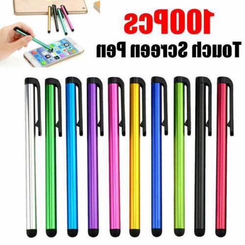 100pcs universal stylus touch screen pen