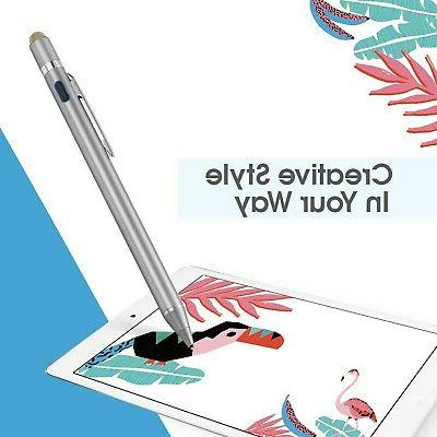 2-in-1 Stylus Pen with Fine iPhone Sa...