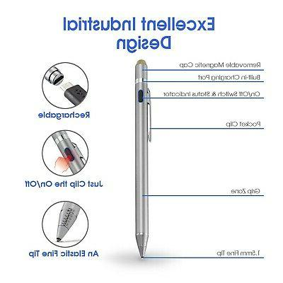 2-in-1 Pen with 1.5mm Fine iPhone Sa...