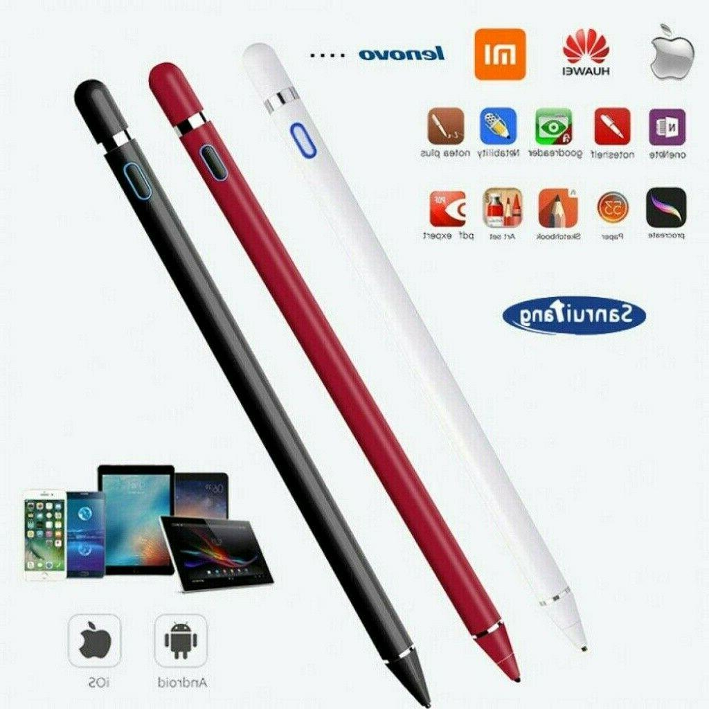 active stylus digital pen for touch screens