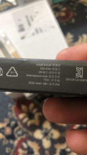 AcerActive Stylus PEN ACS-032 Bluetooth Spin 1/3/5 B1 Desc
