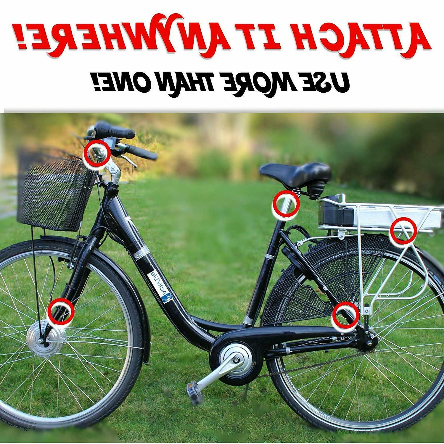 Activ Life bike bicycle, Style, Fun way to be seen!