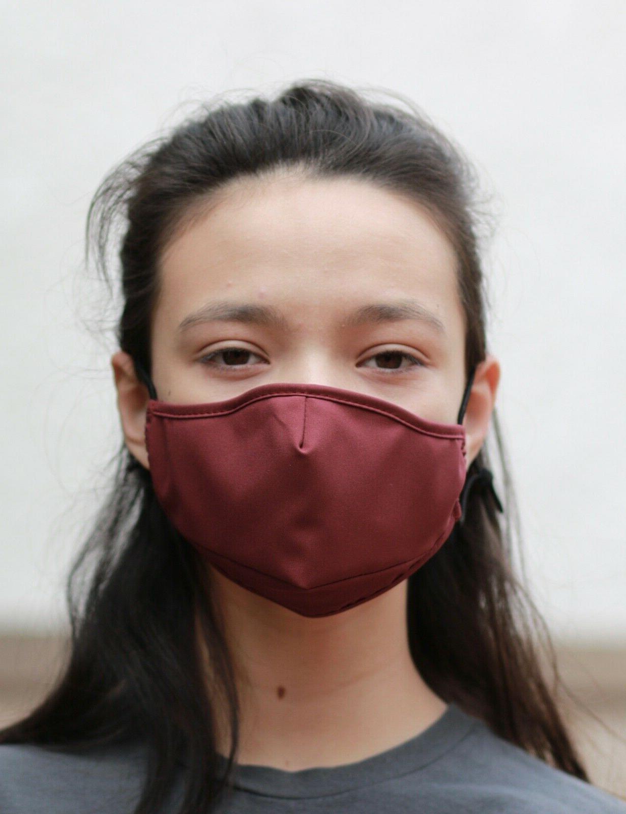face mask anti splash anti odor lightweight