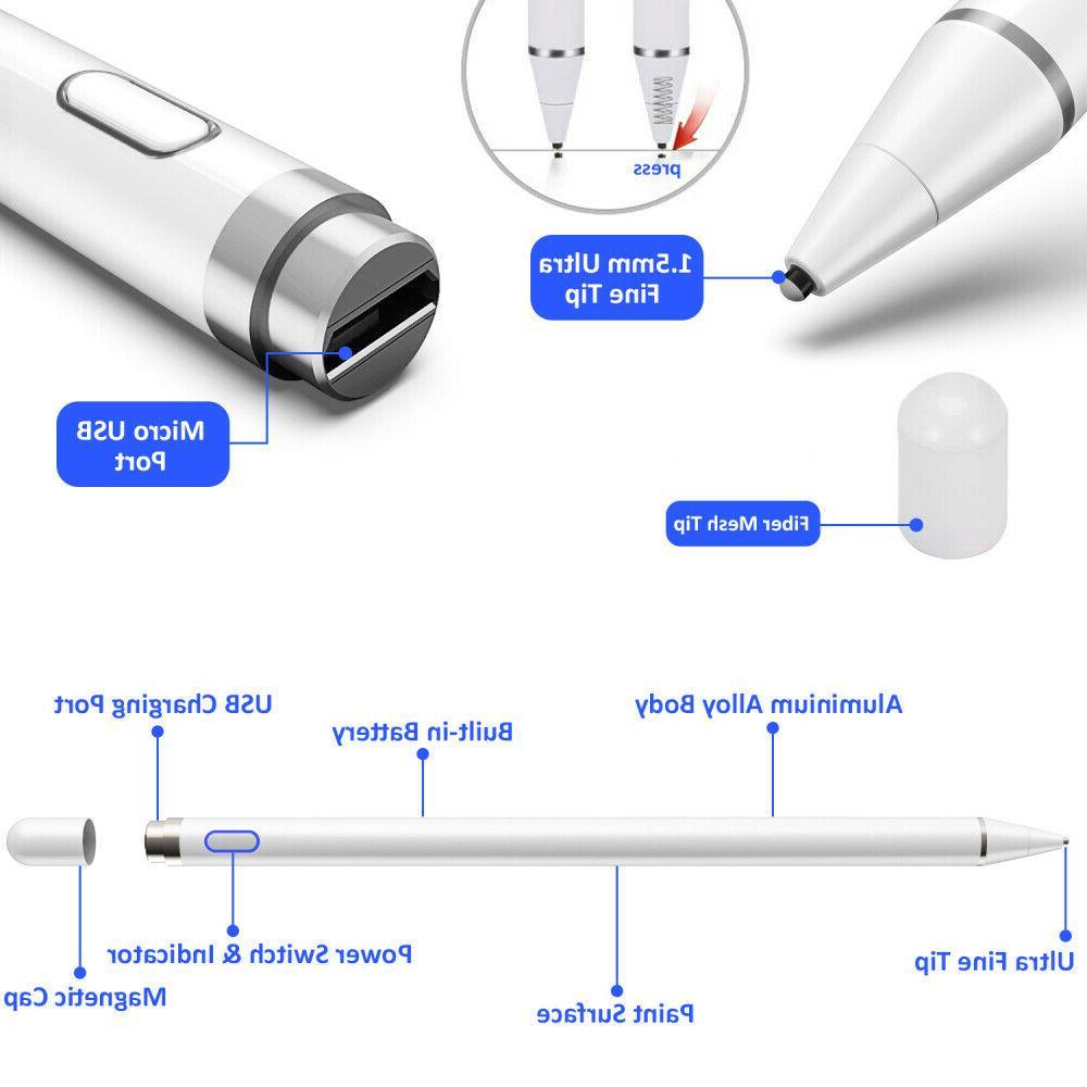 iPhone iPad Stylus Point Pencil