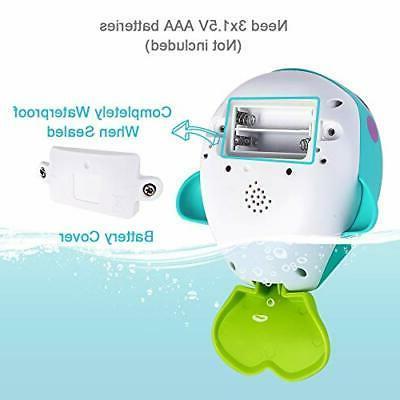 iPlay, Baby Bath Toys, Kids Automatic Tub Light,