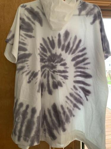 Livi Lane Bryant Short Tie Dye NWT 22/24 Top Style