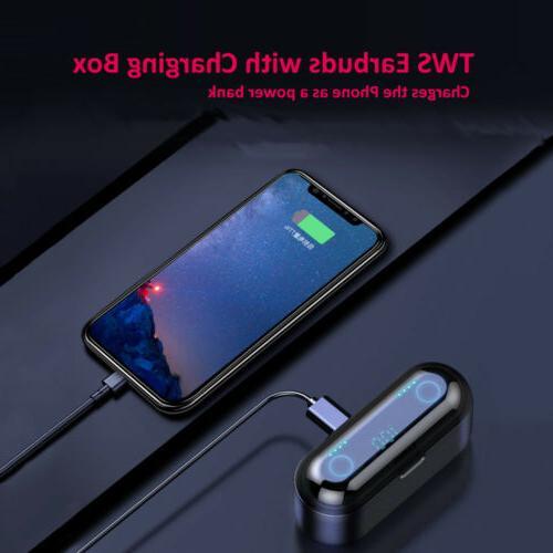 Mini With Bass Twins Stereo In-Ear Earphone