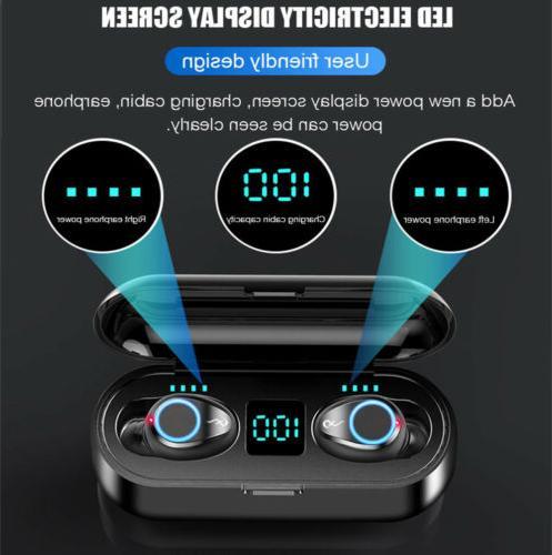 Mini Bluetooth With Mic Twins