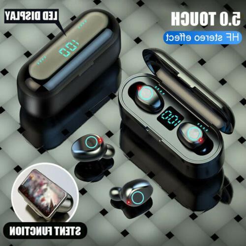 Mini Bluetooth With True Twins In-Ear Earphone