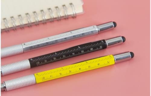 Multifunction Screen Stylus Ruler