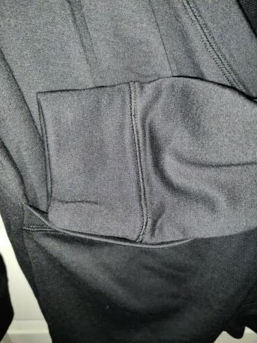 NWOT Active XXL Black Sleeve Surplice Wrap