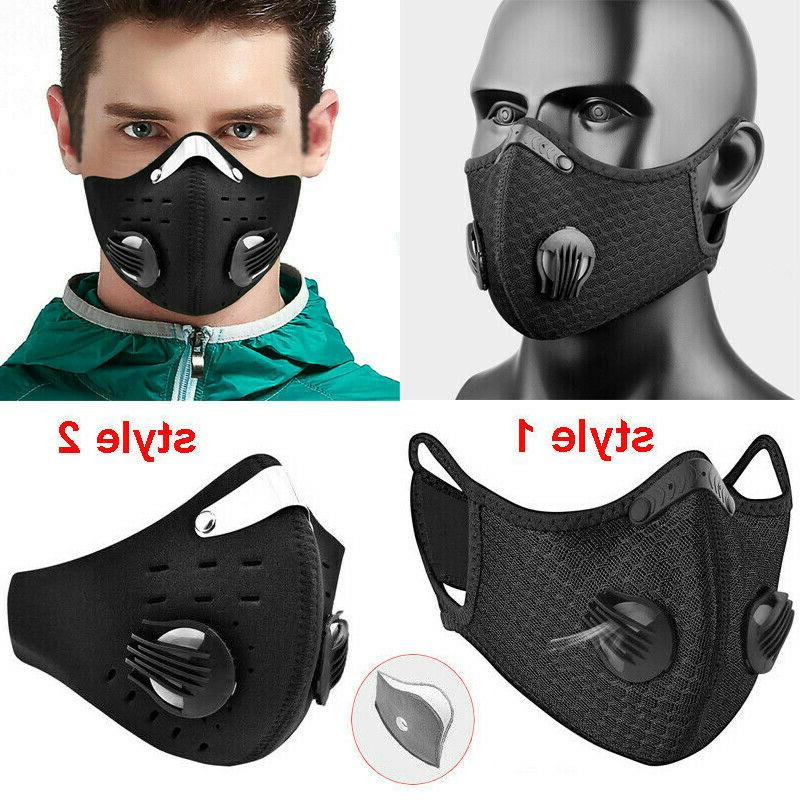 pm 2 5 washable face mask activated