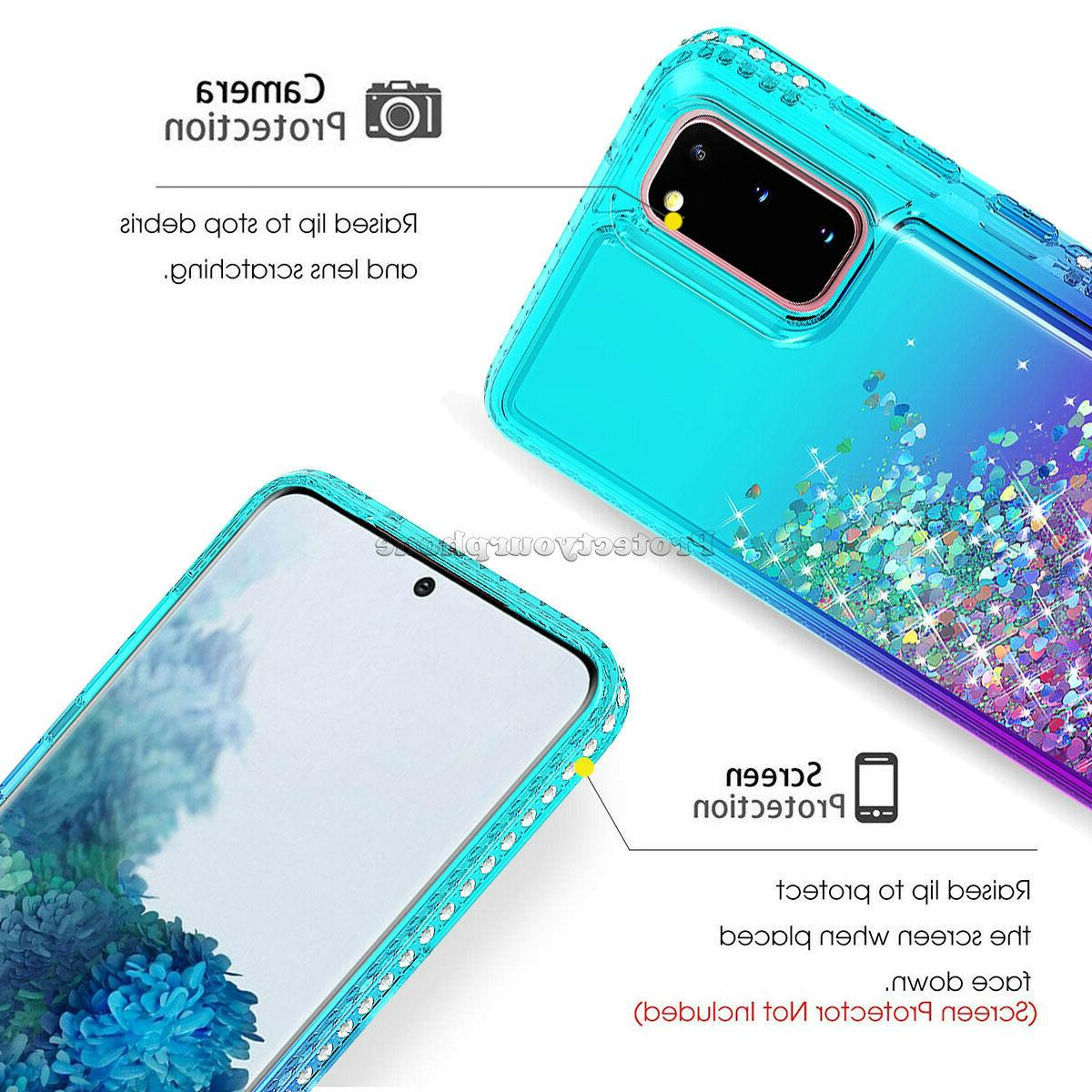 For Galaxy Ultra S10 Bling Glitter Case