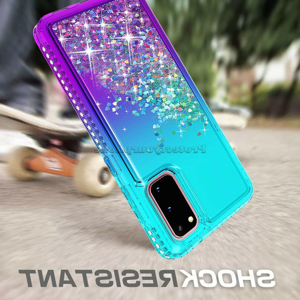 For Samsung Galaxy Ultra S10 Plus Bling Case