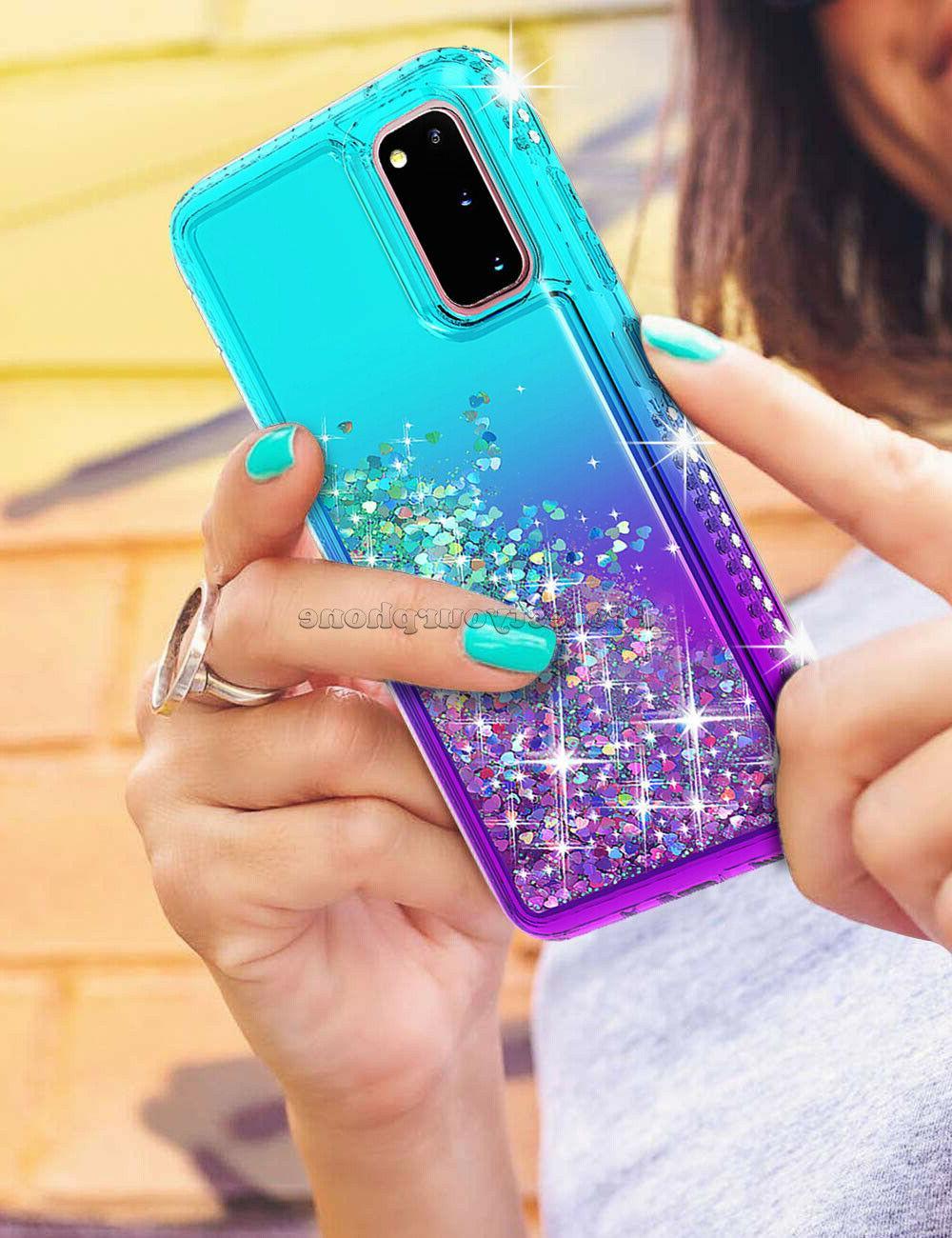 For Samsung S20 Ultra Bling Glitter Case