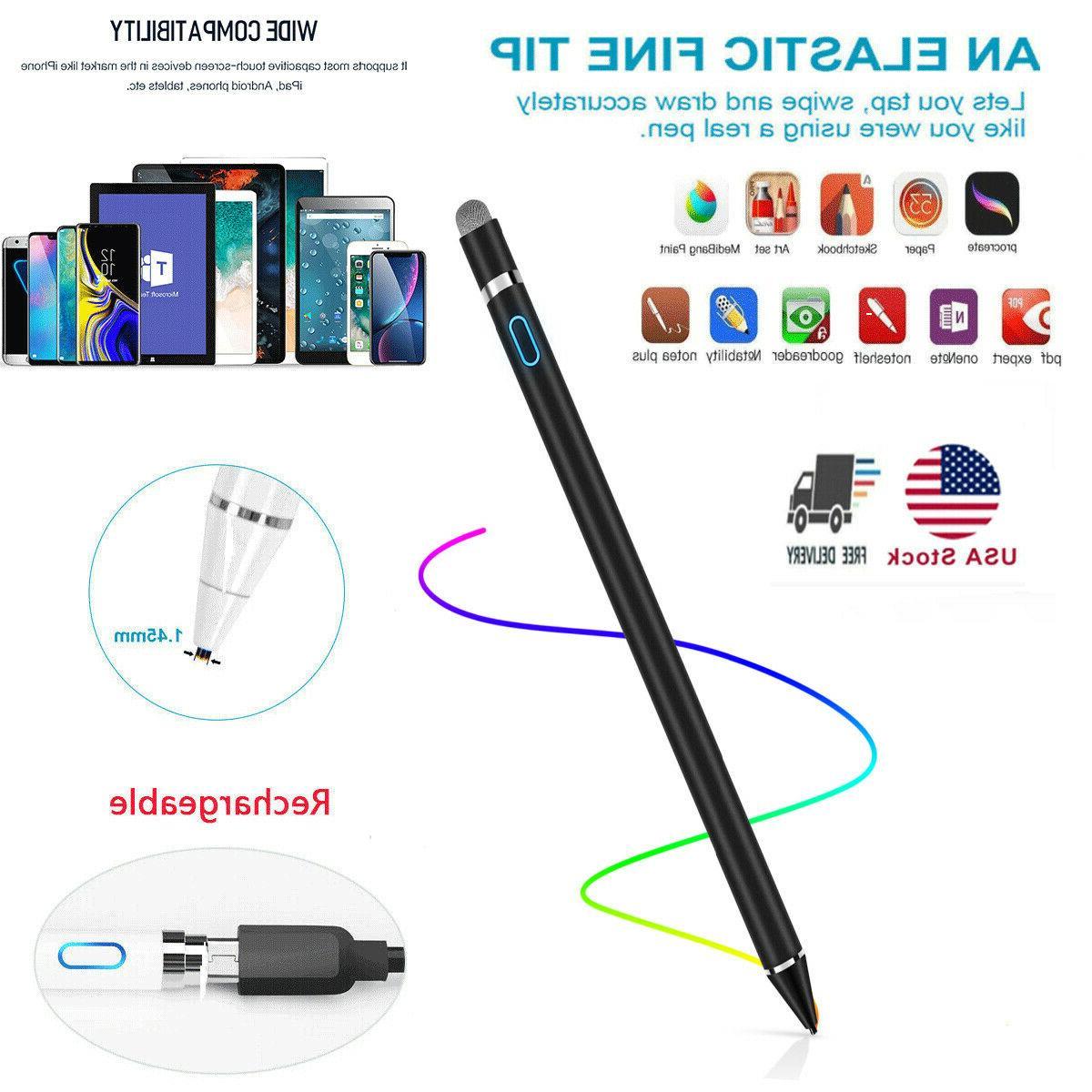 smart digital stylus pen touch screens