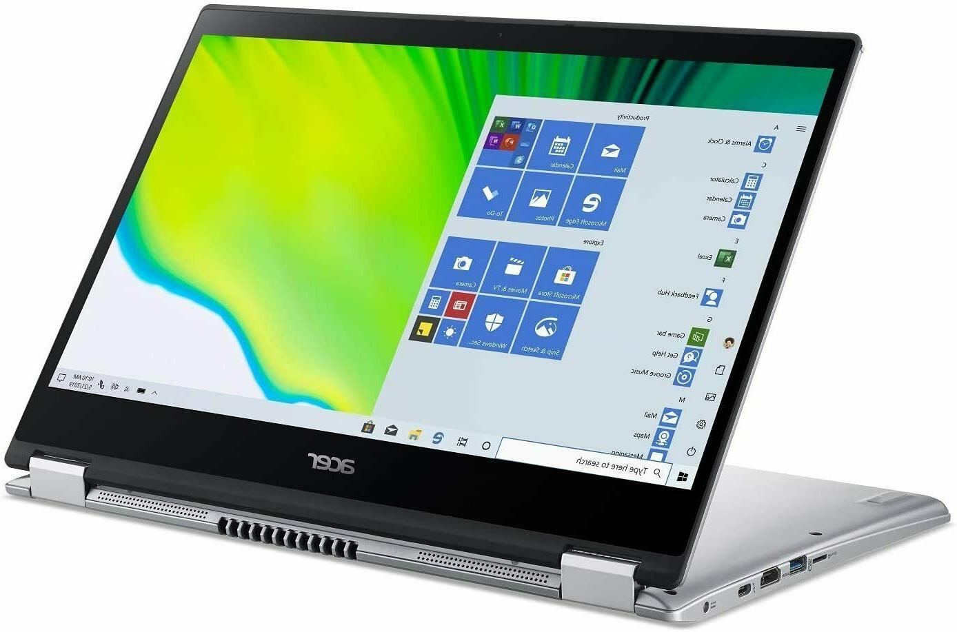 Acer FHD Laptop 8GB Stylus