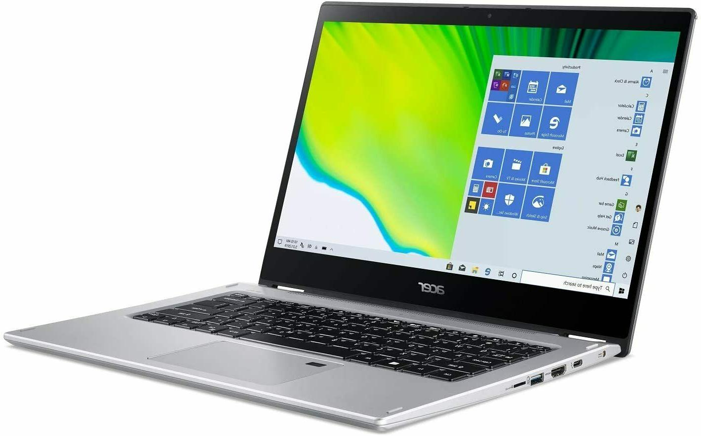 Acer Spin FHD Touchscreen i5-1035G4 8GB Stylus
