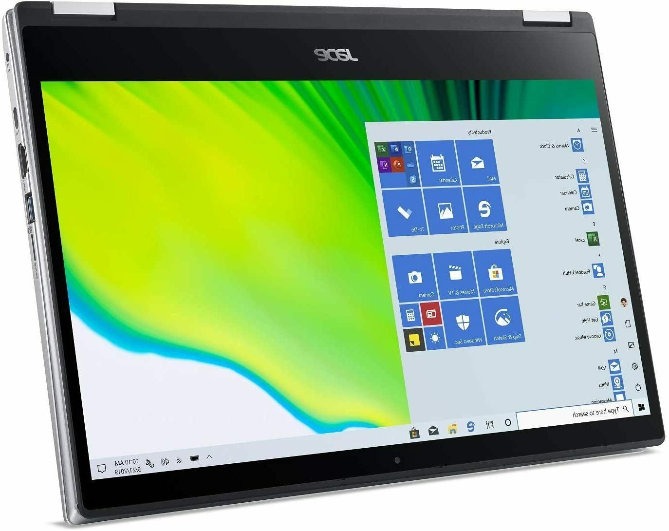 "Acer 3 14"" FHD Laptop 8GB SSD Stylus"