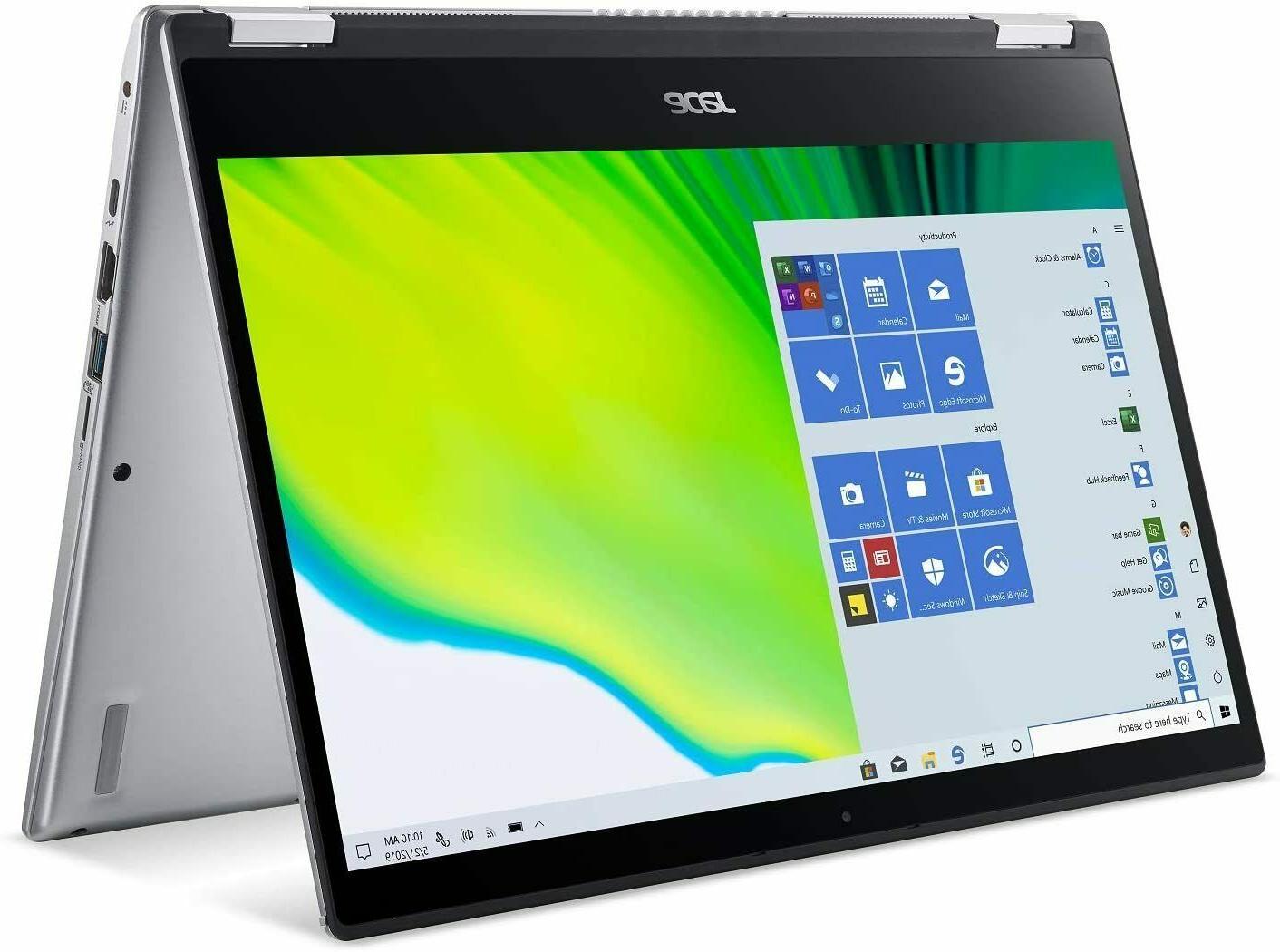 FHD Touchscreen Laptop i5-1035G4 8GB