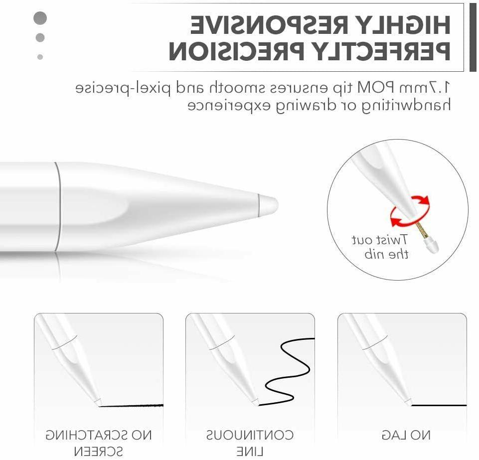 Stylus for Pencil Compatible with Apple iPad