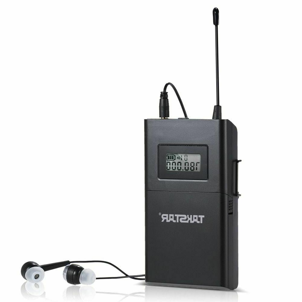Takstar 200 Uhf Stage Wireless 50m