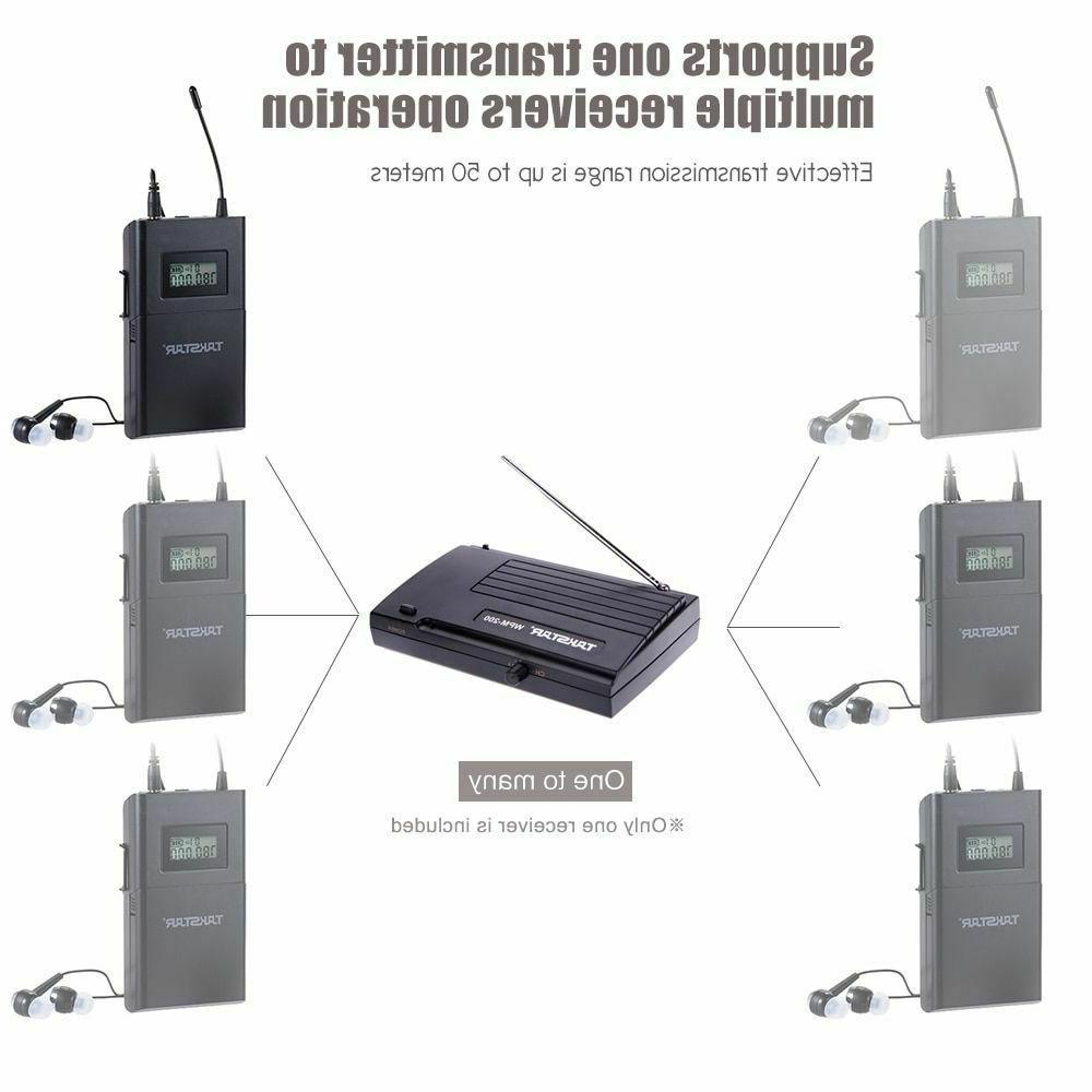 Takstar Wpm Stage Monitor System 50m