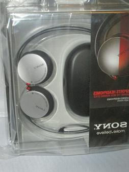 Sony MDR-AS30G Behind the Neck Active Style Headphones MDRAS