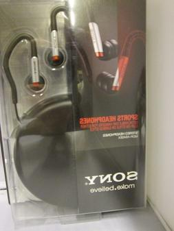 SONY MDRAS40EX ACTIVE STYLE EAR BUD TYPE HEADPHONES: MDR-AS4