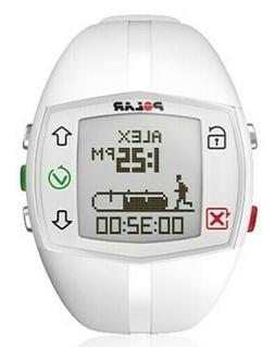 NEW! AUTHENTIC POLAR ACTIVE FITNESS MONITOR, KIDS/TEENS WHIT