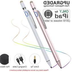 palm rejection active stylus pen digital pencil