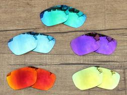 Vonxyz Polarized Replacement Lenses for-Oakley Style Switch