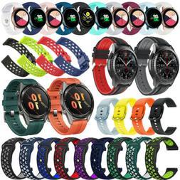 Silicone Watch Band Strap Bracelet For Samsung Galaxy Watch