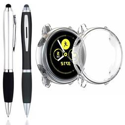 stylus clear full cover case protector