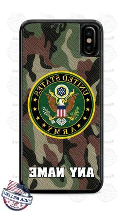 US Army Camo Style Phone Case Cover For iPhone 11Pro Max Sam
